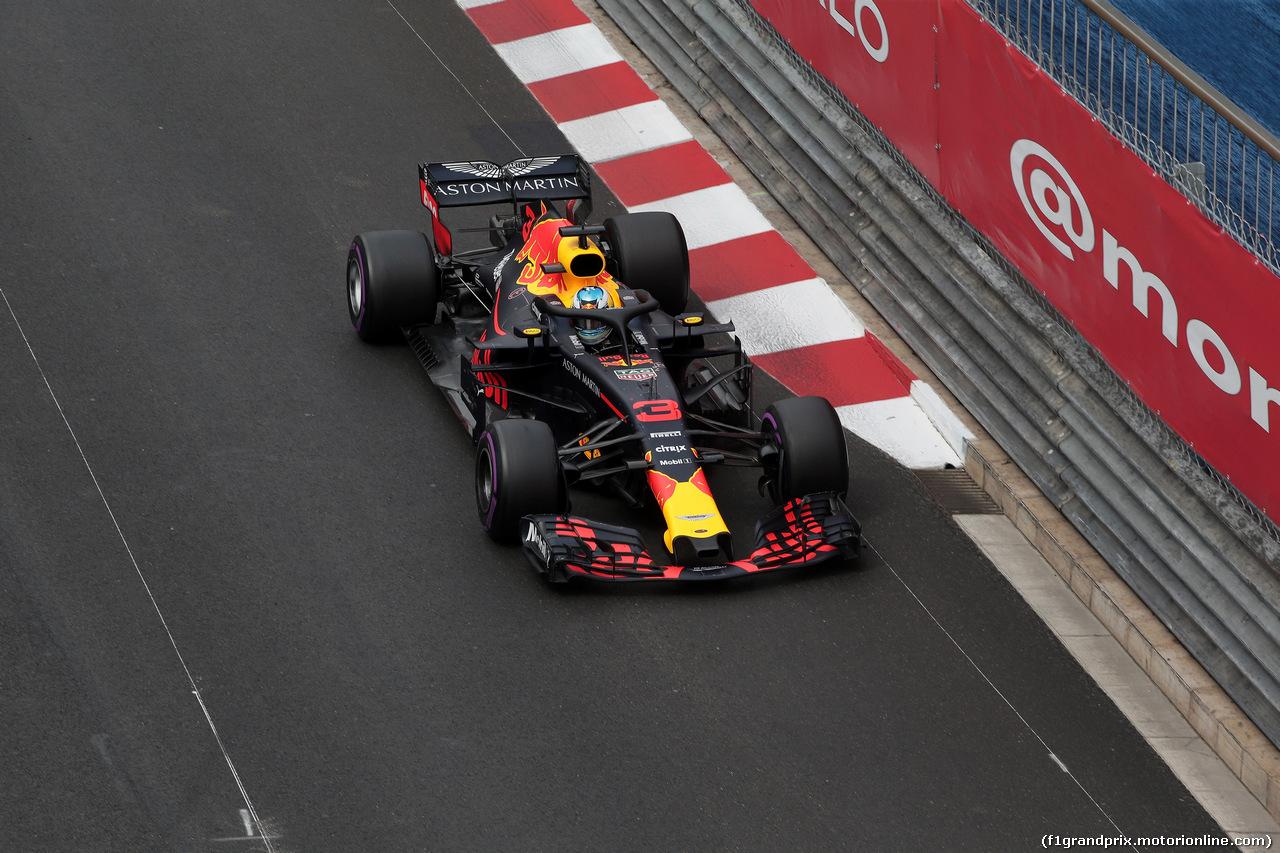 GP MONACO, 27.05.2018 - Gara, Daniel Ricciardo (AUS) Red Bull Racing RB14