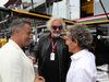 GP MONACO, 27.05.2018 - Gara, Jean Alesi (FRA), Flavio Briatore (ITA) e Alain Prost (FRA) Renault Sport F1 Team Special Advisor
