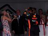 GP MONACO, 27.05.2018 - Gara, S.A.S La Princesse Charlene De Monaco, S.A.S. Prince Albert II e Daniel Ricciardo (AUS) Red Bull Racing RB14 vincitore
