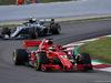 GP SPAGNA, 13.05.2018 - Gara, Sebastian Vettel (GER) Ferrari SF71H e Valtteri Bottas (FIN) Mercedes AMG F1 W09