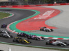 GP SPAGNA, 13.05.2018 - Gara, Charles Leclerc (MON) Sauber C37 e Marcus Ericsson (SUE) Sauber C37 off track