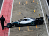 MERCEDES F1 W09, Valtteri Bottas (FIN) Mercedes AMG F1 W09 in the pits. 22.02.2018.