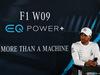MERCEDES F1 W09, Lewis Hamilton (GBR) Mercedes AMG F1 with the media. 22.02.2018.
