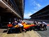 TEST F1 BARCELLONA 15 MAGGIO, Lando Norris (GBR) McLaren MCL33 Test Driver. 15.05.2018.