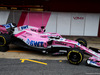 TEST F1 BARCELLONA 26 FEBBRAIO, The Sahara Force India F1 VJM11 is revealed. 26.02.2018.