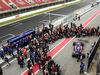 TEST F1 BARCELLONA 26 FEBBRAIO, Brendon Hartley (NZL) Scuderia Toro Rosso e Pierre Gasly (FRA) Scuderia Toro Rosso reveal the Scuderia Toro Rosso STR13. 26.02.2018.
