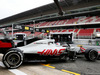 TEST F1 BARCELLONA 26 FEBBRAIO, Romain Grosjean (FRA) Haas F1 Team VF-18 leaves the pits. 26.02.2018.