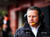 TEST F1 BARCELLONA 26 FEBBRAIO, Zak Brown (USA) McLaren Executive Director. 26.02.2018.
