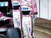 TEST F1 BARCELLONA 26 FEBBRAIO, Sergio Perez (MEX) Sahara Force India F1 e Esteban Ocon (FRA) Sahara Force India F1 Team. 26.02.2018.