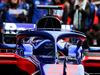 TEST F1 BARCELLONA 26 FEBBRAIO, Scuderia Toro Rosso STR13 Halo cockpit cover. 26.02.2018.