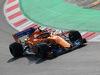 TEST F1 BARCELLONA 27 FEBBRAIO, 27.02.2018 - Stoffel Vandoorne (BEL) McLaren MCL33