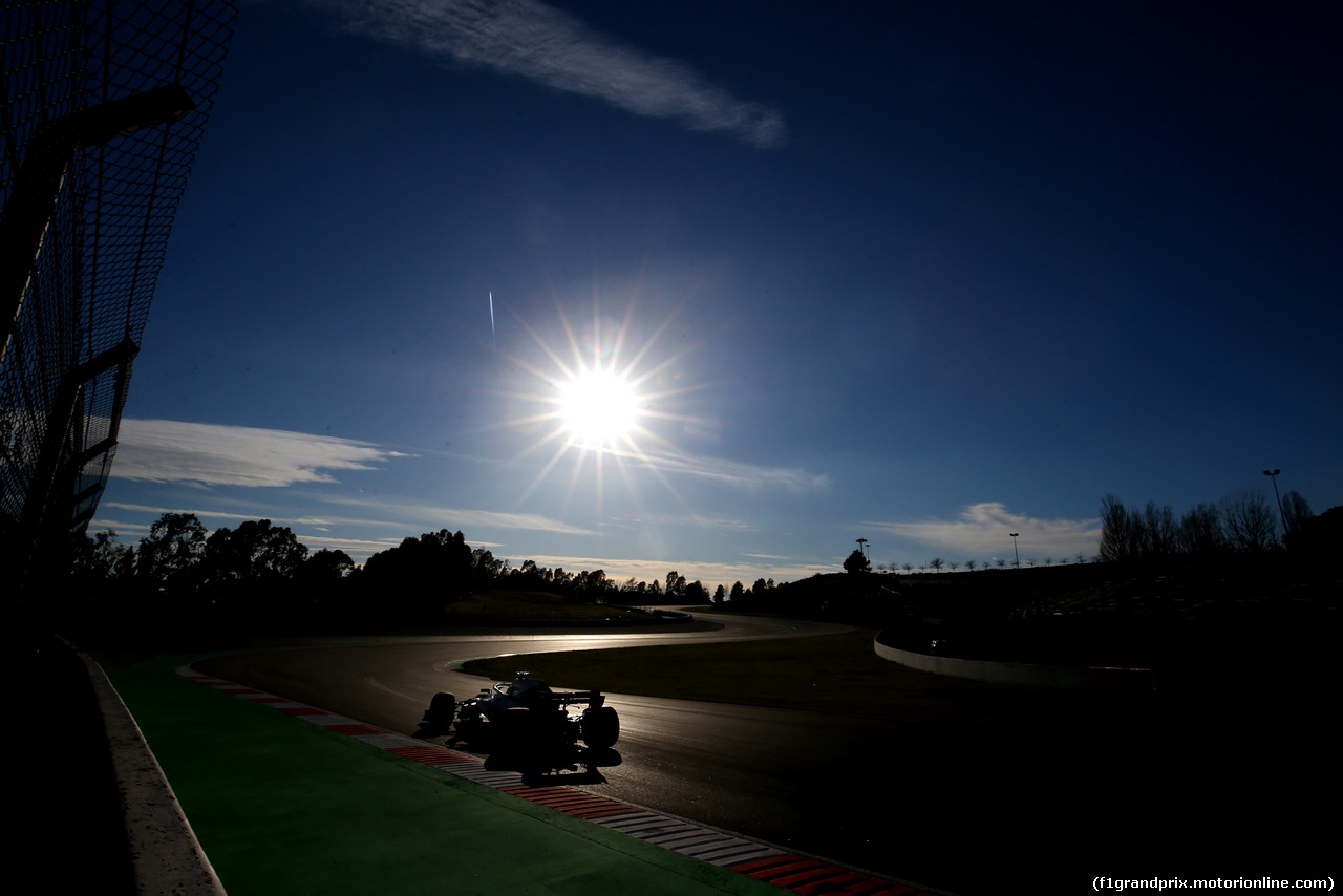 TEST F1 BARCELLONA 7 MARZO, Lance Stroll (CDN) Williams F1 Team  07.03.2018.