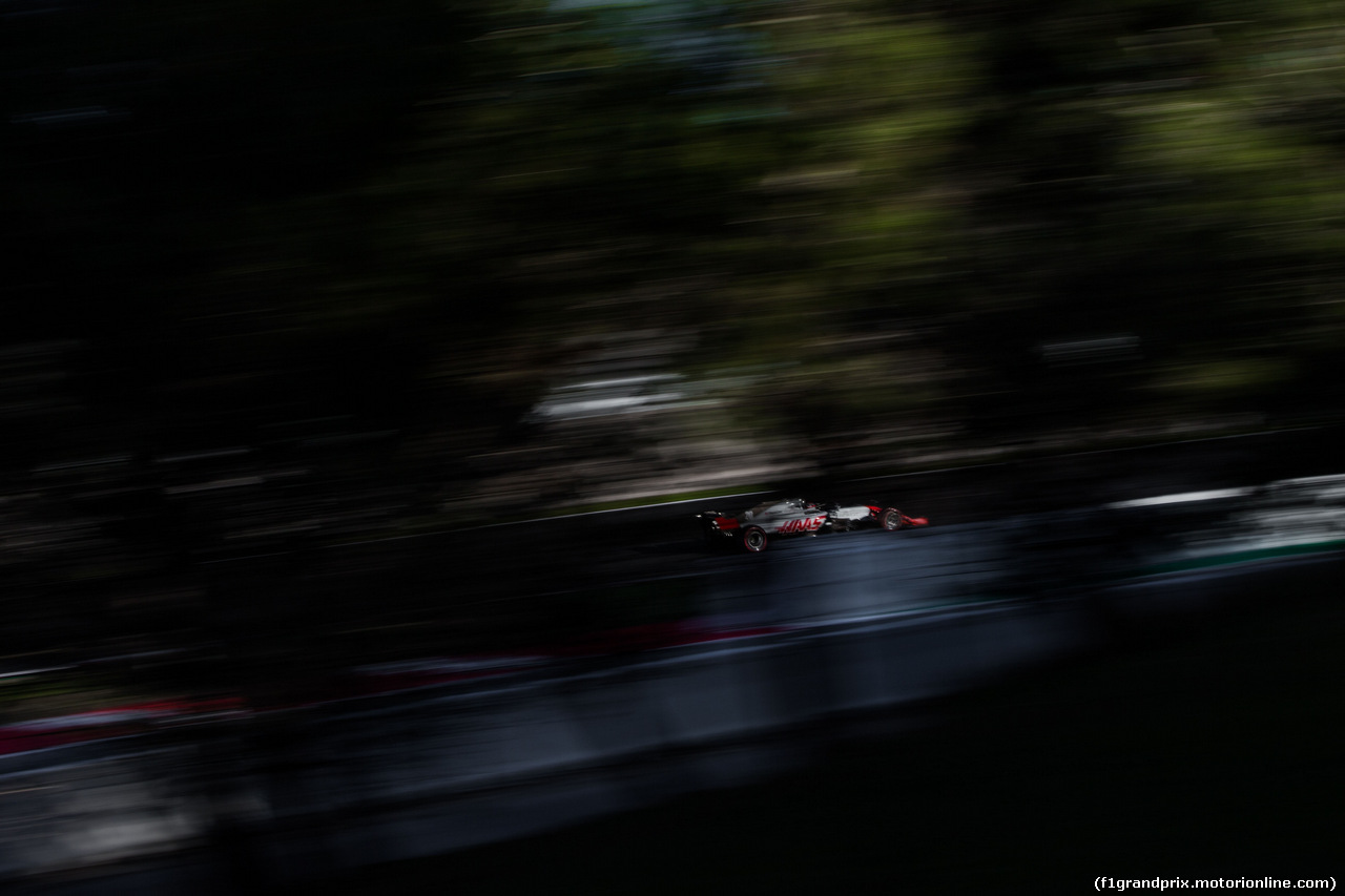 TEST F1 BARCELLONA 8 MARZO, Kevin Magnussen (DEN) Haas VF-18. 06.03.2018.