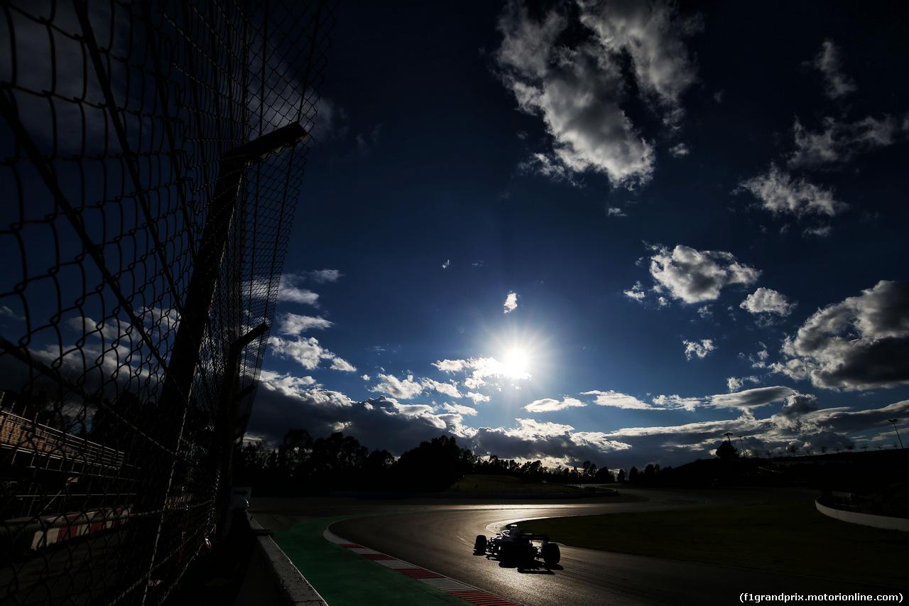 TEST F1 BARCELLONA 8 MARZO, Lance Stroll (CDN) Williams FW41. 06.03.2018.