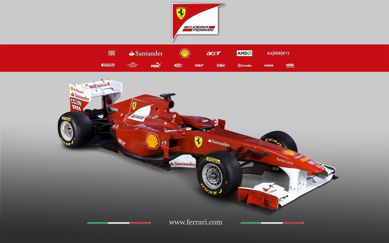 Ferrari F150 20111280x800 Sfondi Desktop F1 Alta
