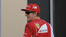Ferrari al Gran Premio di Abu Dhabi 2014