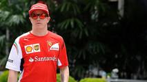 Ferrari - GP Malesia 2014