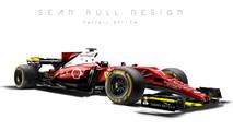 Rendering F1 2017