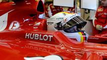 Ferrari - test Jerez 1-4 febbraio 2015