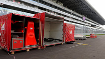Ferrari al Gran Premio di Russia 2014