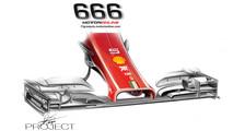 Ferrari F1 2015 Rendering Daniele Pelligra