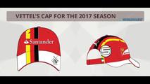 Ferrari Cappellini e divisa team 2017