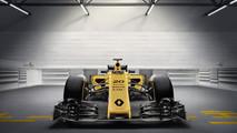Renault F1 RS16 Livrea Gialla