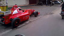 Ferrari F1 Replica - Indonesia