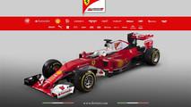 Foto Nuova Ferrari SF16-H