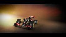 Lotus E23 Hybrid F1 2015