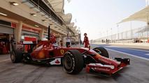 Ferrari Test F1 Bahrain - febbraio 2014