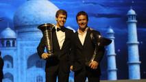 Premiazione FIA Gala Formula 1 2011