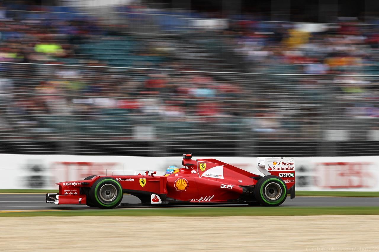 F1 Gp Australia 2012 Foto Prove Libere 1 E Prove Libere