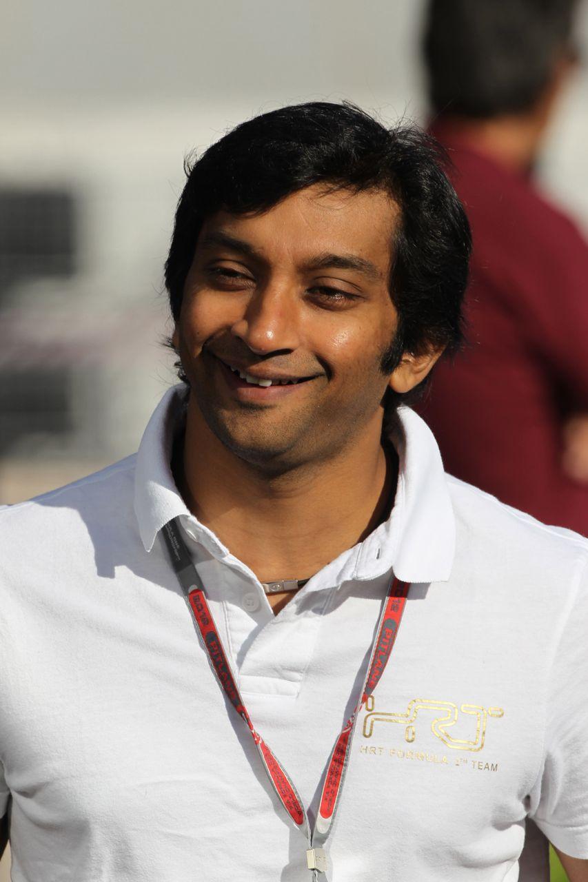11.05.2012- Free Practice 1, Narain Karthikeyan (IND) HRT Formula 1 Team F112