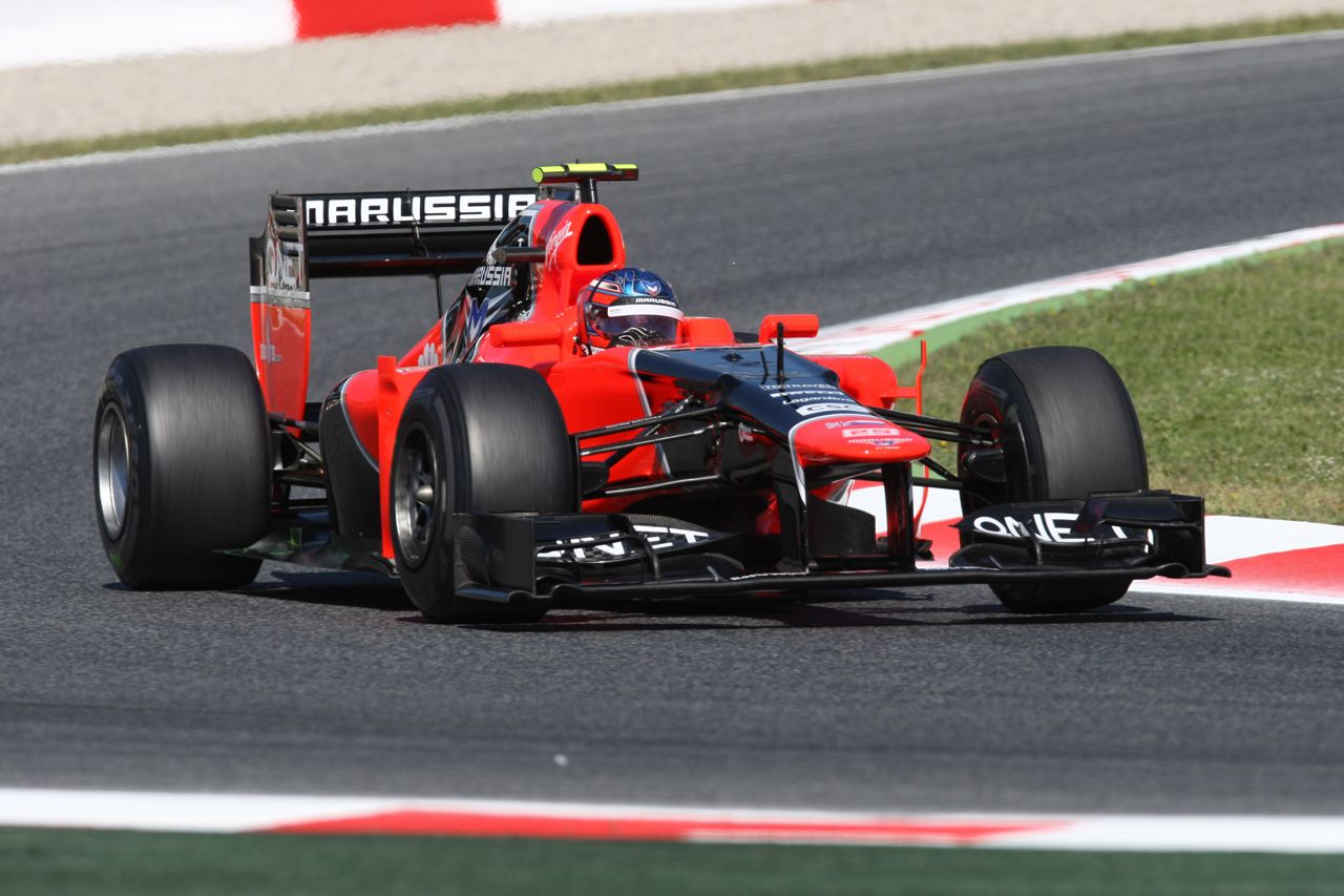 11.05.2012- Free Practice 1, Charles Pic (FRA) Marussia F1 Team MR01
