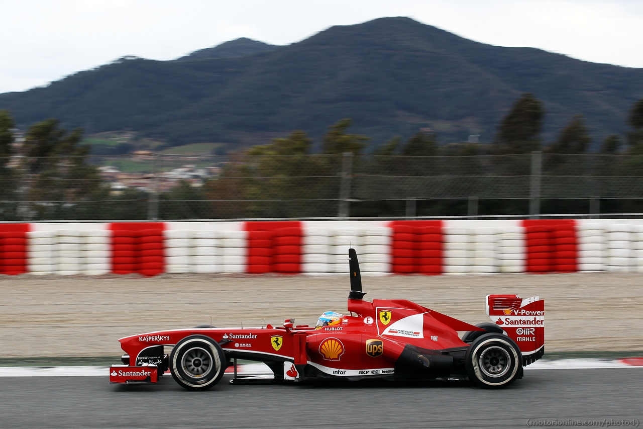 F1 Test A Barcellona Spagna 01 Marzo 2013 Foto 164 Di 189