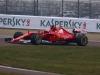 Ferrari SF70H - Kimi Raikkonen in pista a Fiorano