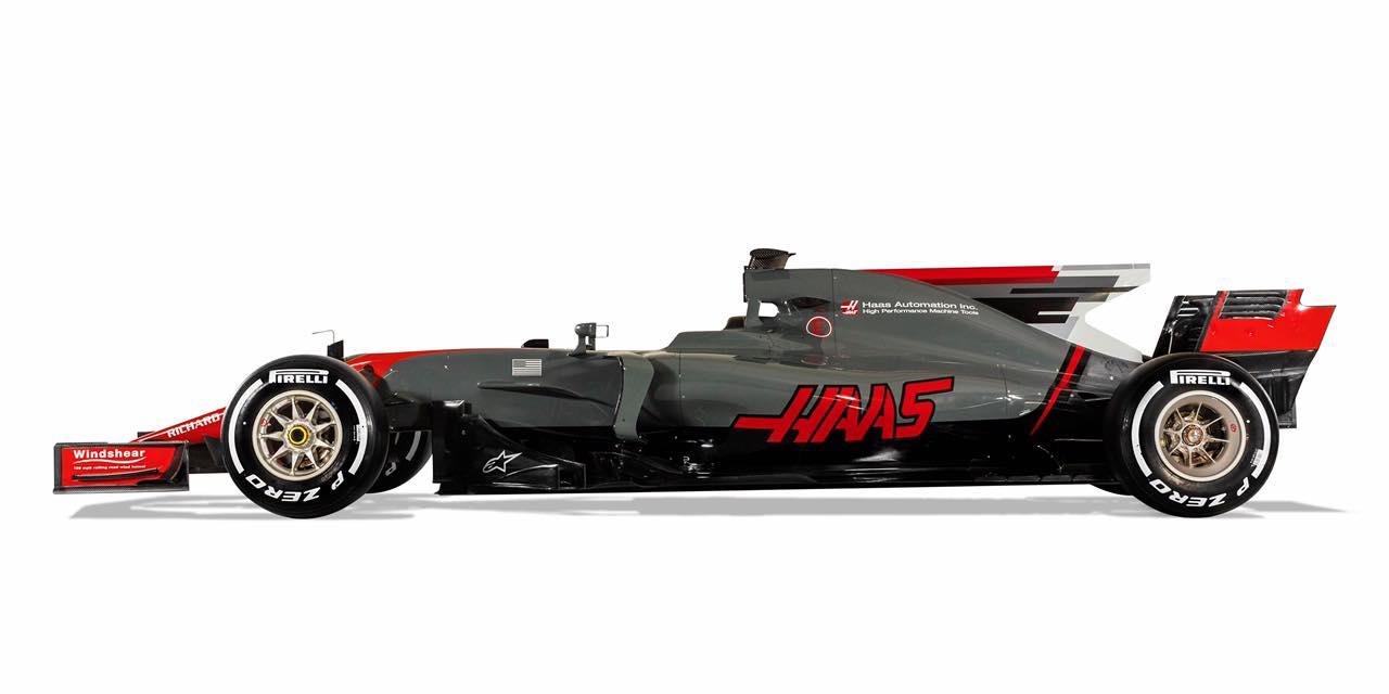 Haas VF-17