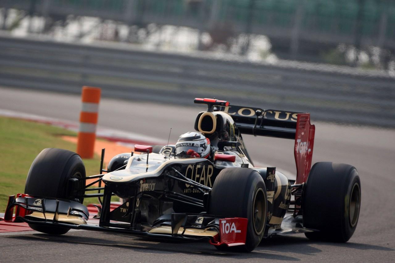 Kimi Raikkonen Lotus Formula 1 2012 Foto 143 Di 265