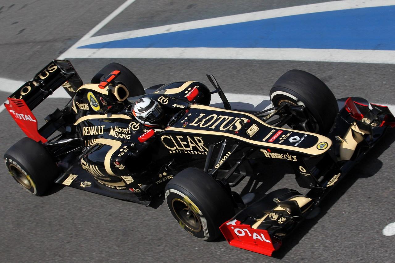 Kimi Raikkonen Lotus Formula 1 2012 Foto 175 Di 265