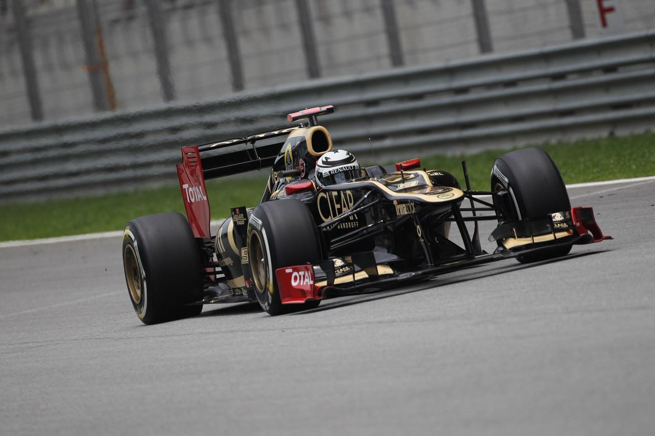 Kimi Raikkonen Lotus Formula 1 2012 Foto 62 Di 265
