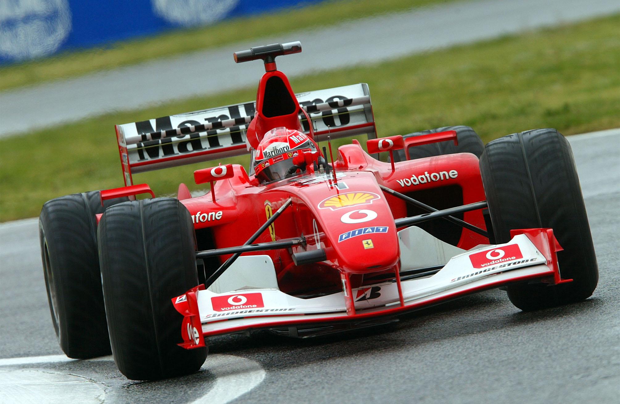 CodePen Tribute To Michael Schumacher