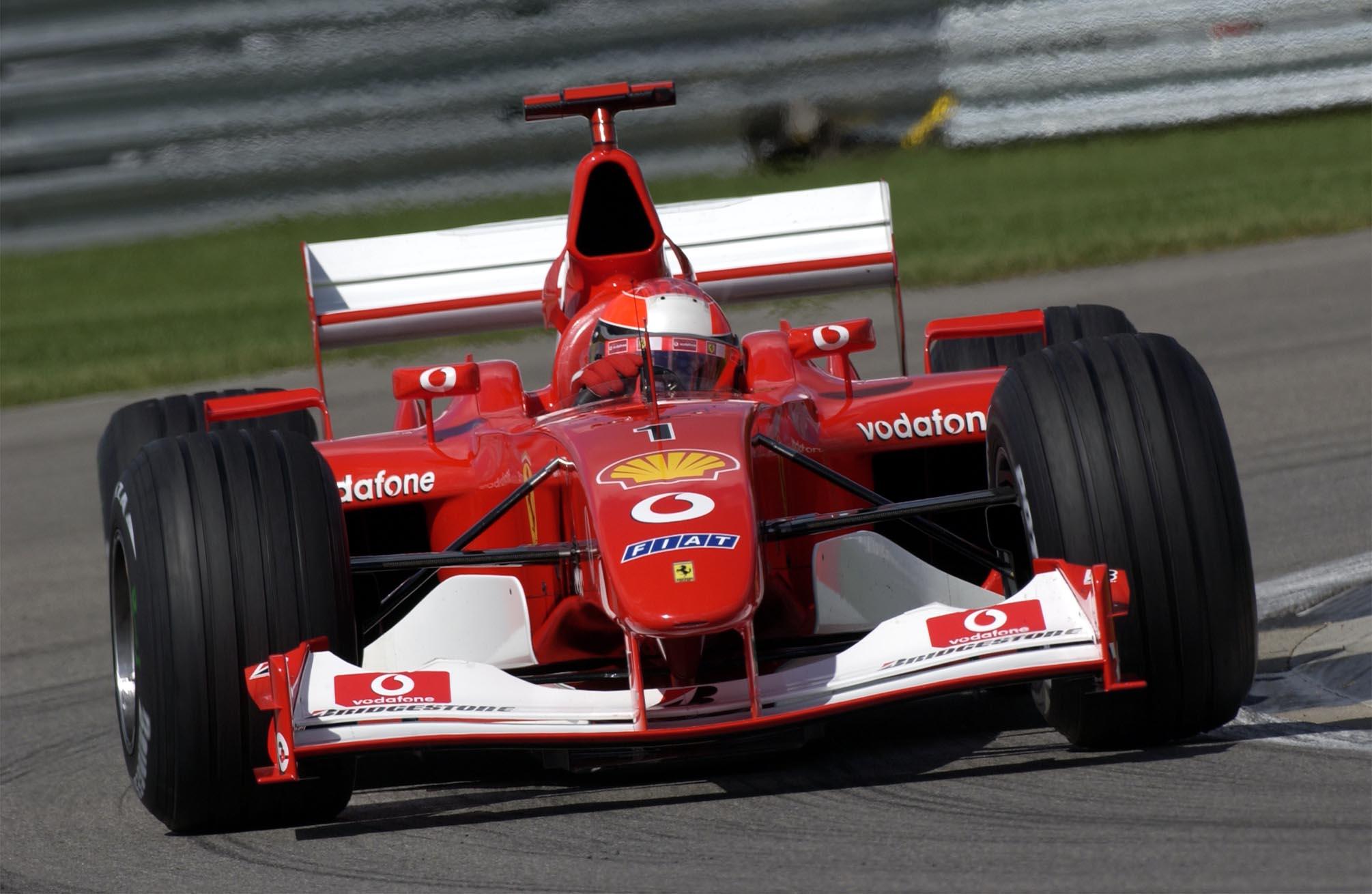Michael Schumacher El Heptacampe 243 N Taringa