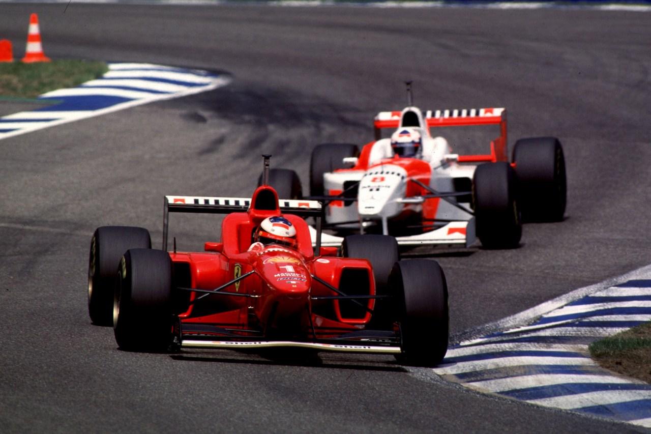フェラーリ F310 F1グランプリ 1996年を戦ったドライバー&マシンたち Naver まとめ