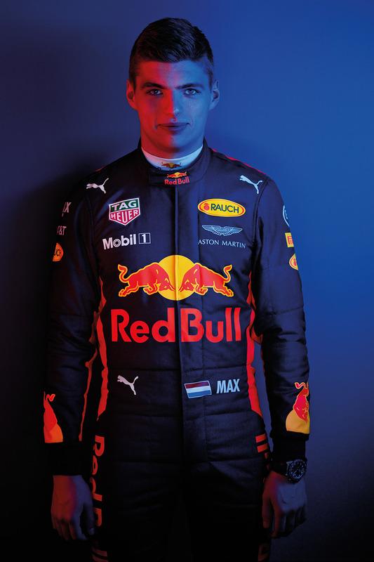 Red Bull RB13 Presentazione