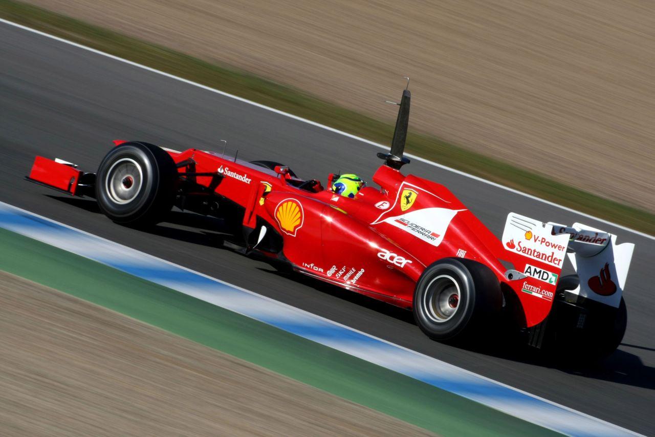 Test F1 A Jerez Giorno 1 Foto 66 Di 106
