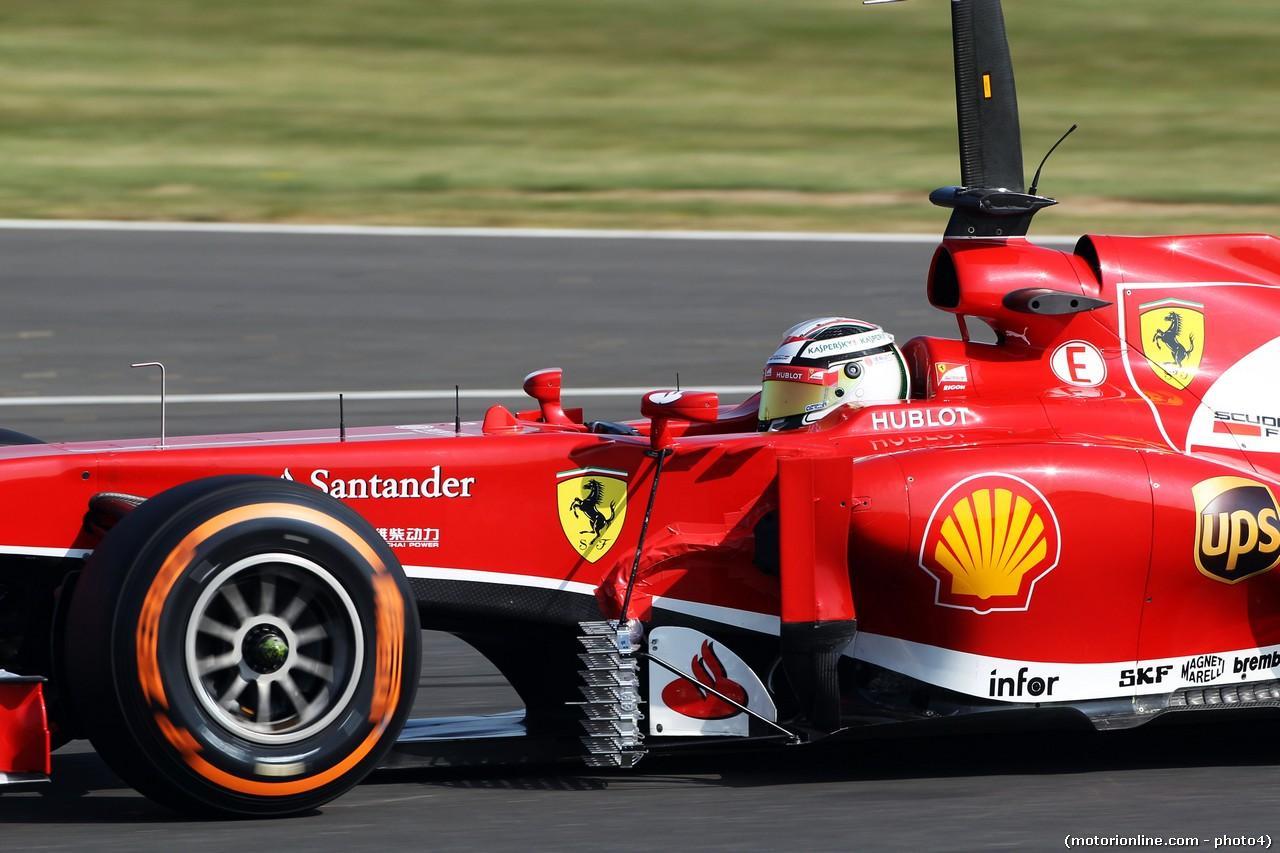 Test Giovani Piloti F1 Silverstone 2013 Foto 53 Di 487