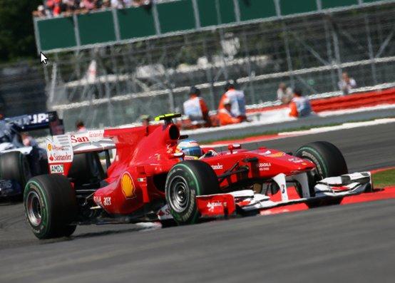 Alonso, nessun rimpianto per la manovra su Kubica