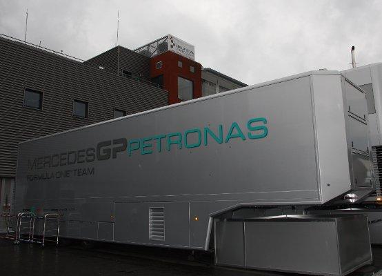 Mercedes: il KERS per gli altri team costerà 6 milioni di Euro
