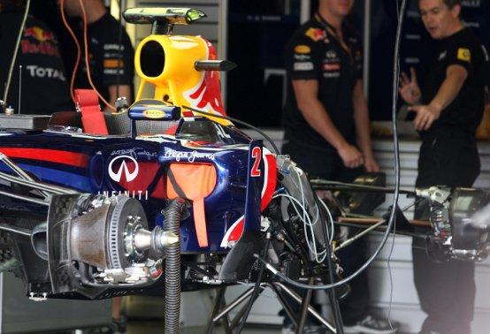"""La Red Bull rompe il """"coprifuoco"""" in Ungheria per migliorare le prestazioni"""